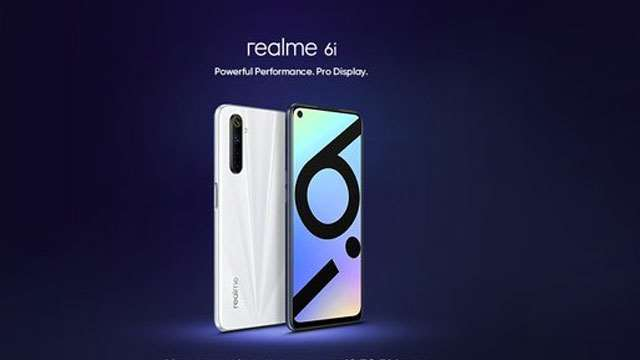 Realme 6i specification and price