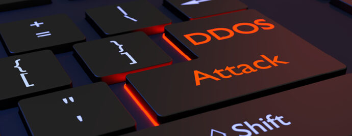 What is DDoS attack and how does it work