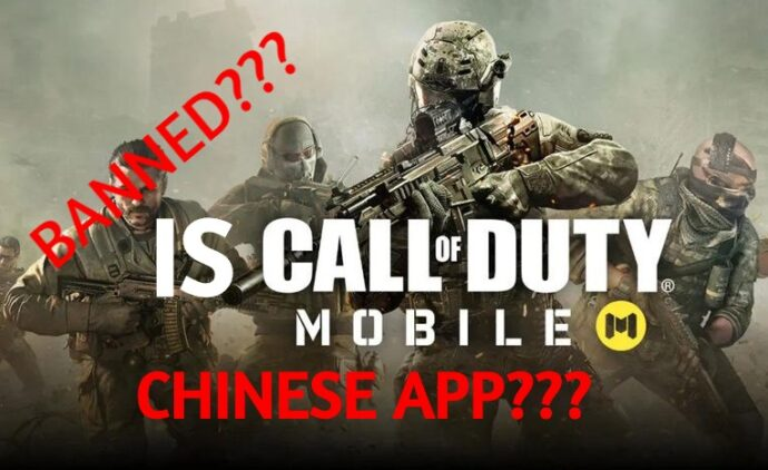 Origin Country of Call of Duty