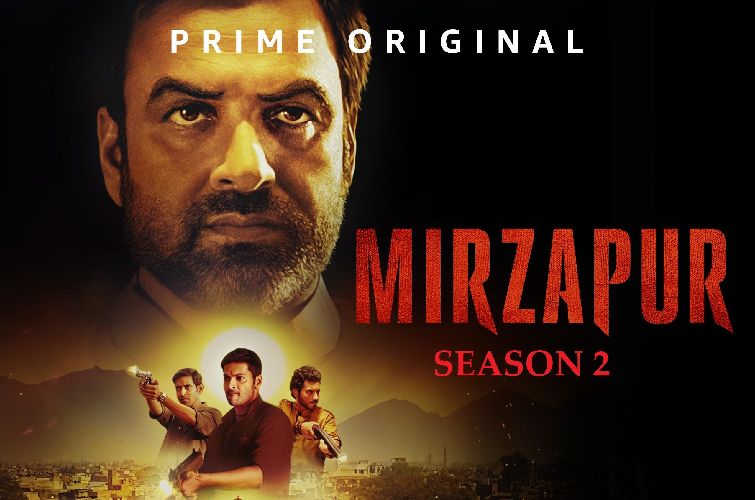 Mirzapur Season 2 full web series download