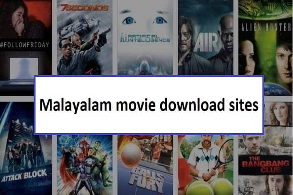 Malayalam movie download sites list